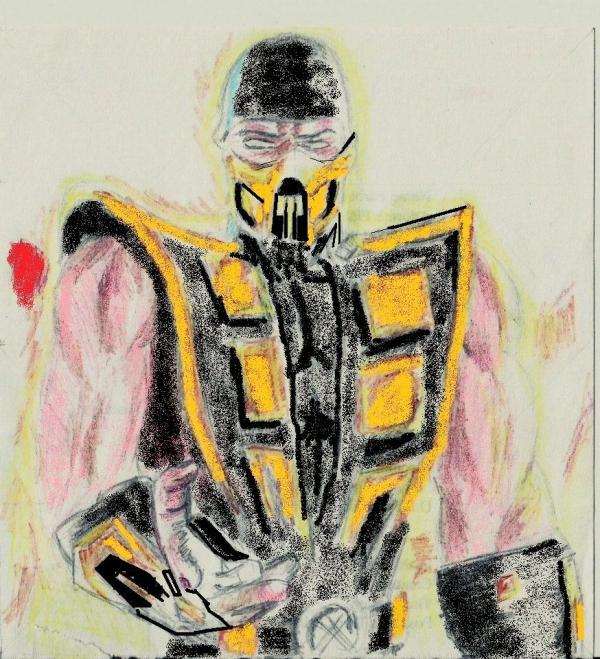 Mortal Kombat by rajen1977